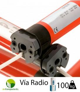 Kit motorización persiana Vía Radio 100kg
